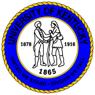 University of Kentucky Seal