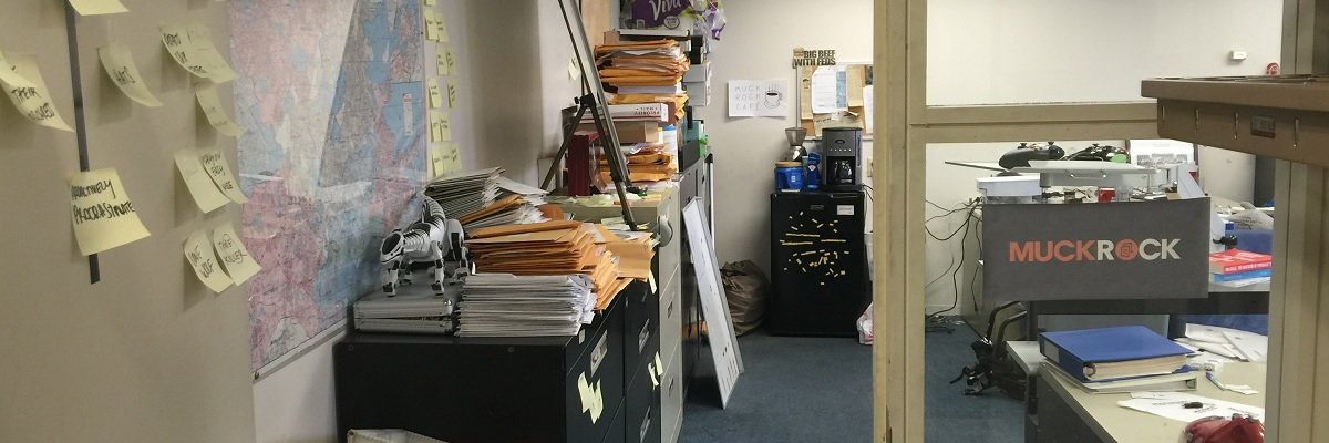 How the FOIA is Made