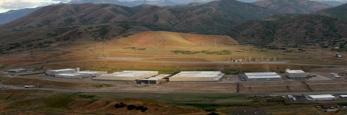 Here's who the NSA invited to celebrate the opening of its controversial Utah data center