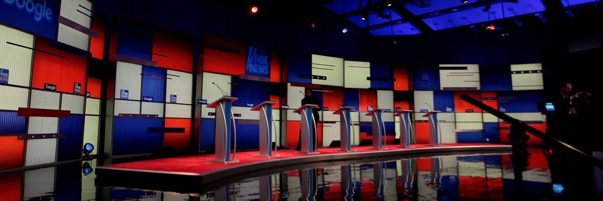"""""""This is not democracy."""" FCC complaints for the 2016 primary debates"""