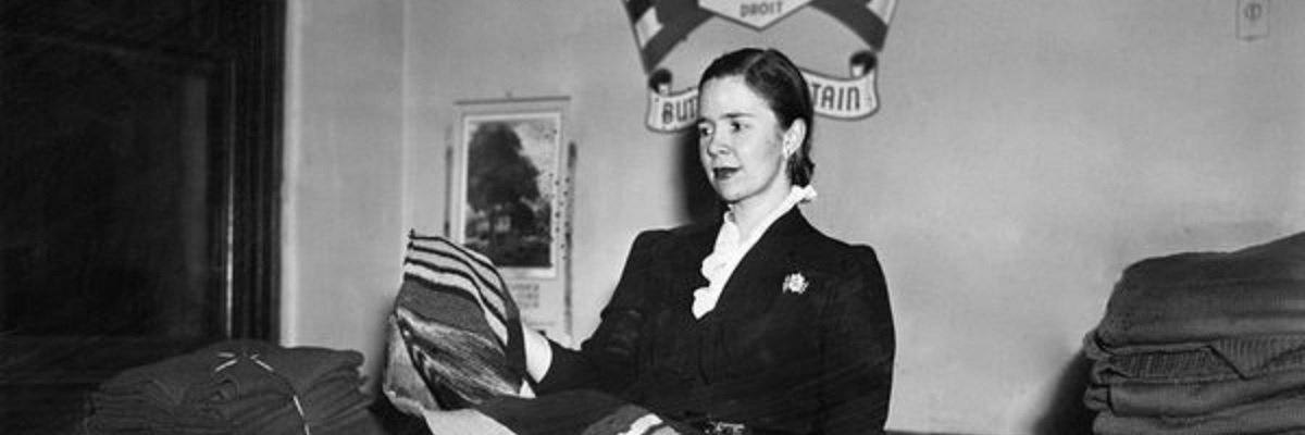 """A prolific instigator"" Lady Malcolm Douglas-Hamilton's FBI file"