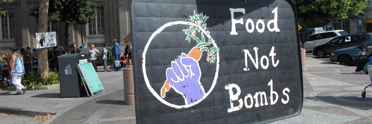 Terrorism by association: FBI files on Food Not Bombs