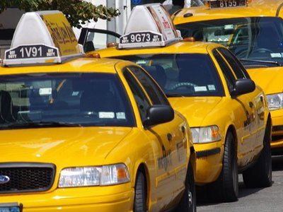 NYPD has at least five undercover 'Cop Cabs'
