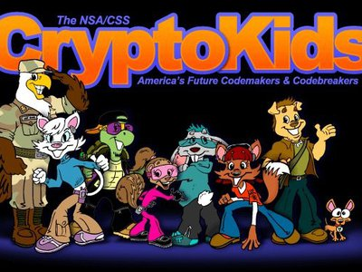 The CryptoKids aren't alright