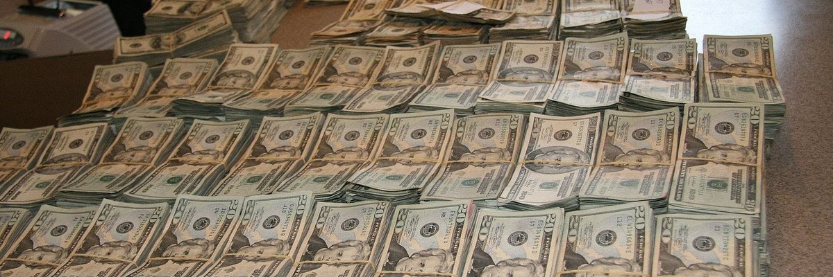 Six-figure sums and loose paper trails in DEA's high value seized asset ledgers