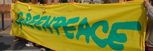 FBI files on Greenpeace paint activism as a crime