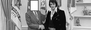When Elvis didn't meet Hoover