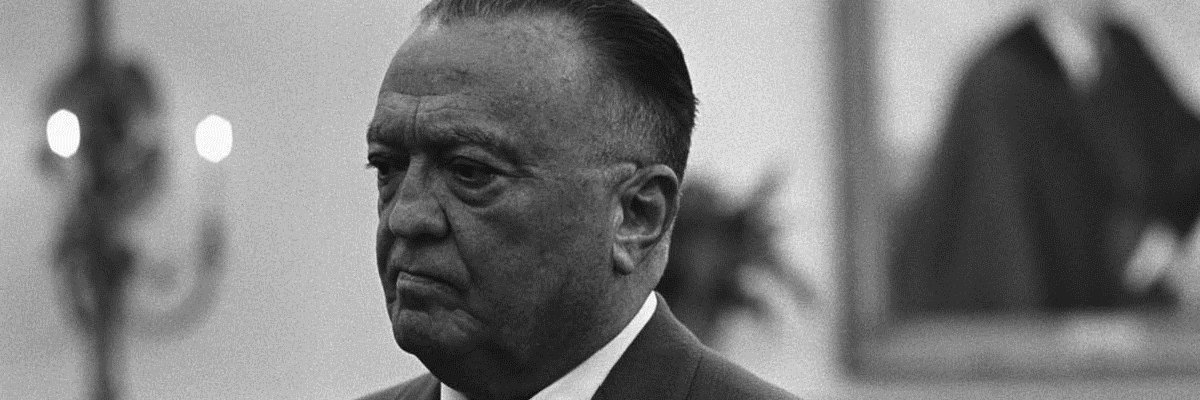 The fall of an American Emperor: the last days of J. Edgar Hoover