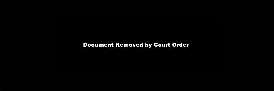 Court grants Temporary Restraining Order forcing removal of MuckRock documents