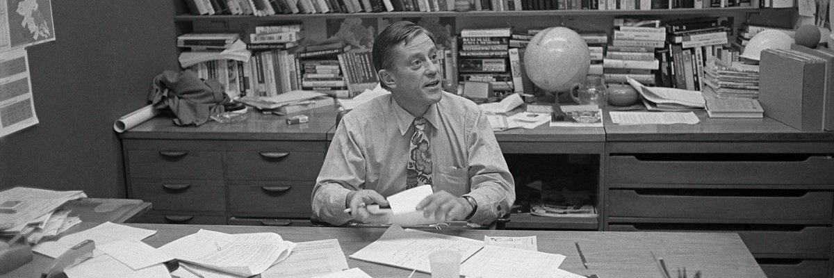 J. Edgar Hoover's FBI really hated The Washington Post - especially editor Ben Bradlee
