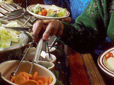 "CIA cafeteria complaints document the 2014 ""jazz salad incident"""