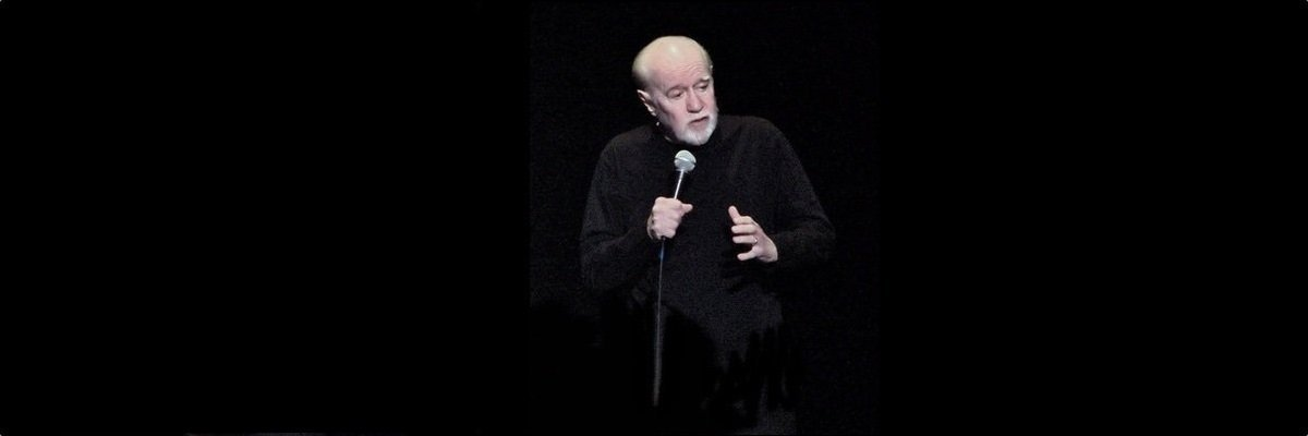 George Carlin's J. Edgar Hoover impression got him put on the FBI's watchlist