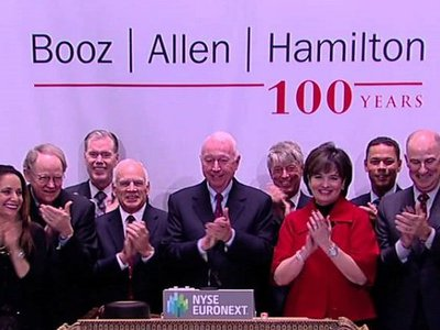 "Booz Allen Hamilton and the ""trade secrets"" FOIA exemption"
