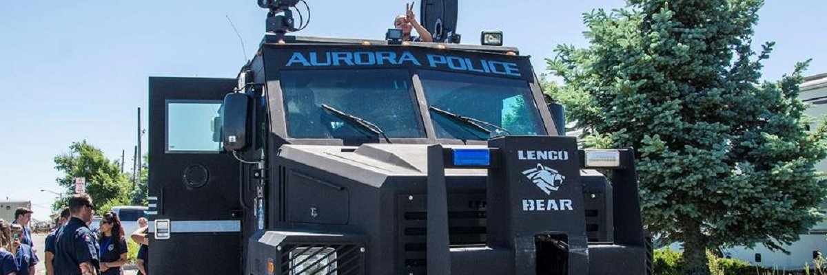 Clip art and controversy in Colorado police's MRAP training materials