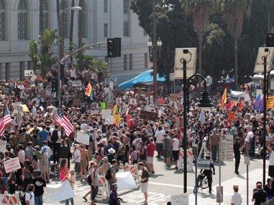 Documents estimate Occupy LA cost city $4.3 million
