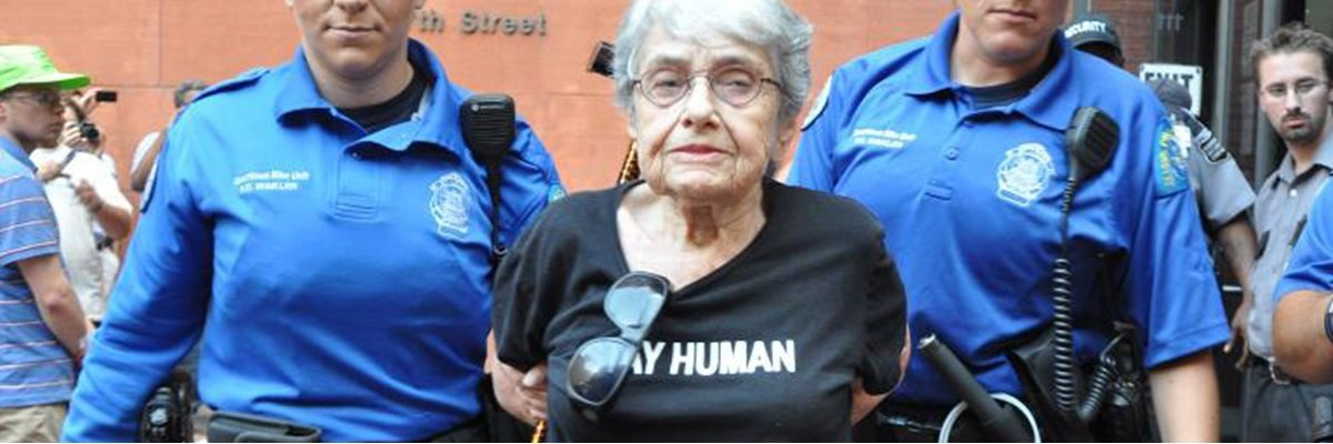 FBI kept close watch on Holocaust survivor Hedy Epstein's decades of activism