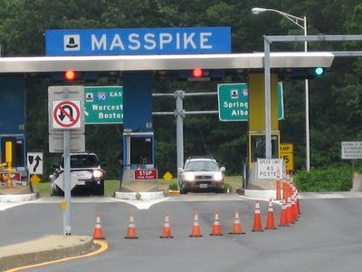 Breaking it Down: What happens when companies sponsor free tolls on the MassPike?