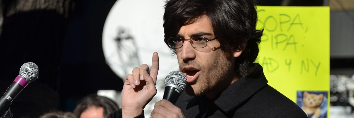 File a free public records request in memory of Aaron Swartz