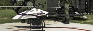 Montgomery County, TX drone too heavy to fly under FAA rules