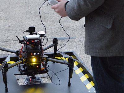 Virginia rejected drones for radiation monitoring