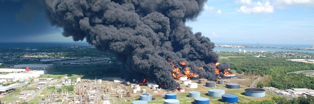 Database shows at least 8,000 chemical accidents nationwide since 2001
