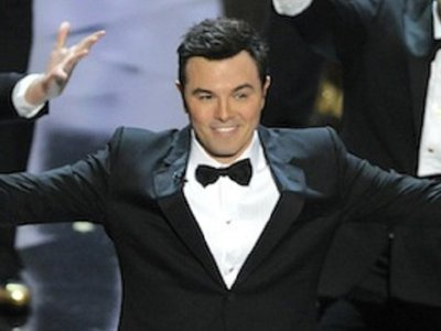 Seth MacFarlane's Academy Awards show elicits raised eyebrows, but few complaints