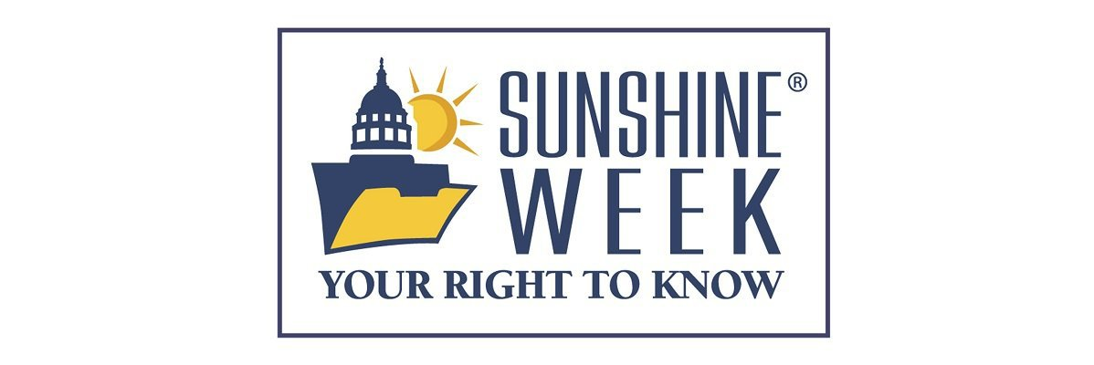 Sunshine Week recap: A look at the numbers