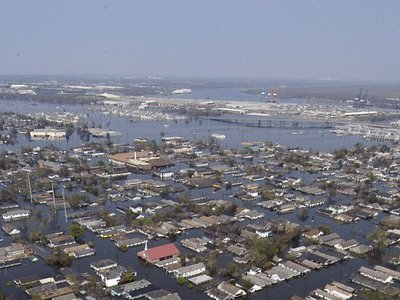 Katrina exposed 'response gap,' unprepared first responders