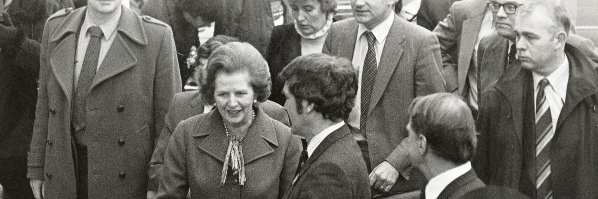 No Margaret Thatcher files before Feb 2015, at least