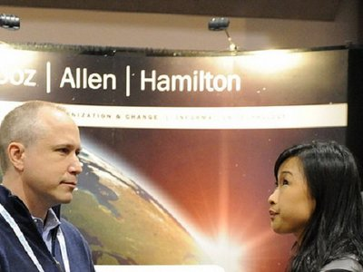 Seeking fresh eyes on Booz Allen Hamilton contracts