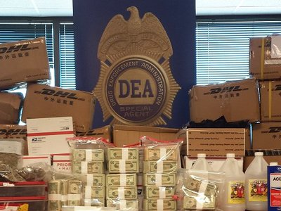 DEA teaches agents to recreate evidence chains to hide methods