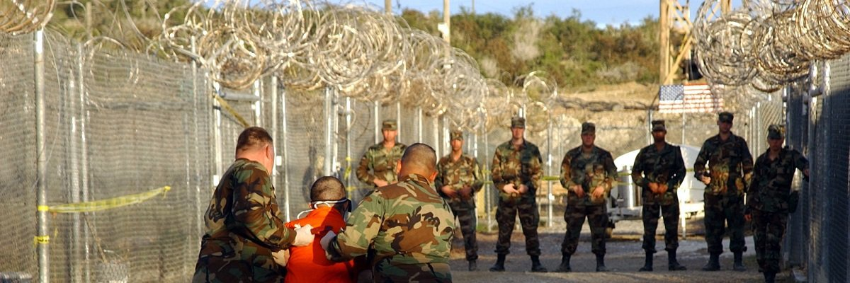 "Fighting to free the Gitmo ""Camp 7"" documents"