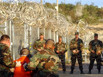 """Fighting to free the Gitmo """"Camp 7"""" documents"""