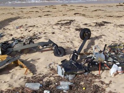Customs and Border Protection refuses to disclose what its drone was doing when it crashed near San Diego