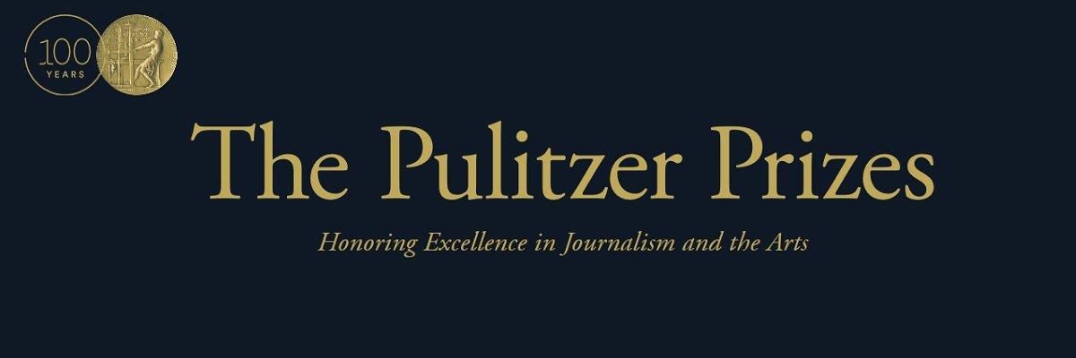 The Pulitzer Prize logo