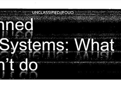 FBI finally releases some (heavily-redacted) drone documents