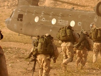 "2011 FBI report finds ""broadening U.S. military presence"" responsible for rise in terror attacks"