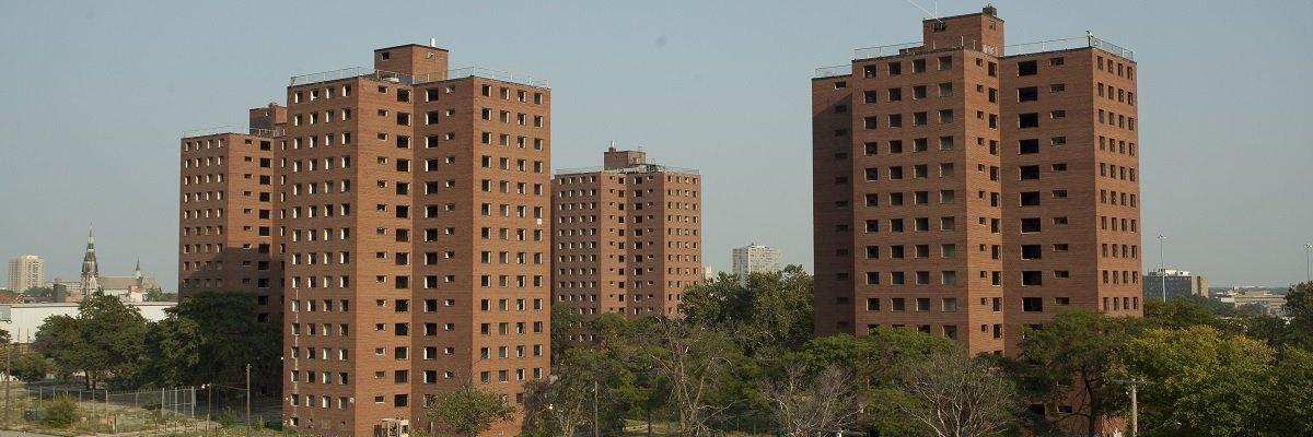Shining a light on public housing