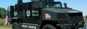 Only thirteen states refuse to release data on Pentagon equipment transfers to police