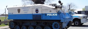 New York releases complete list of law enforcement agencies' military gear