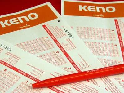 Win, lose, and draw: Massachusetts Keno sales data from 2006-2014