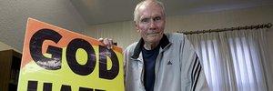 "The FBI felt Westboro Baptist's Fred Phelps needed ""psychiatric care"""