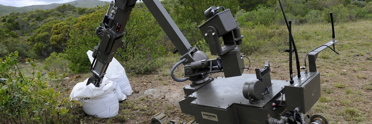 Dallas Police release training materials regarding its now infamous bomb robot