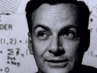 Richard Feynman put himself on the FBI's Do Not Call list