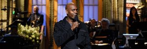 """I thought this was illegal."" Dave Chappelle on Saturday Night Live FCC complaints"