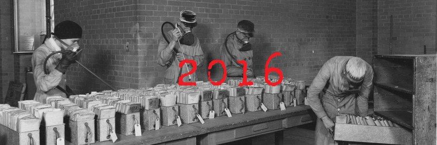 MuckRock's year in FOIA: 2016
