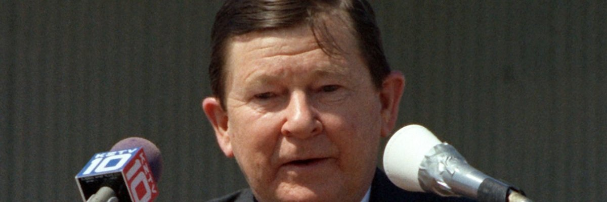 John Tower's FBI file reveals role in Iran-Contra cover-up