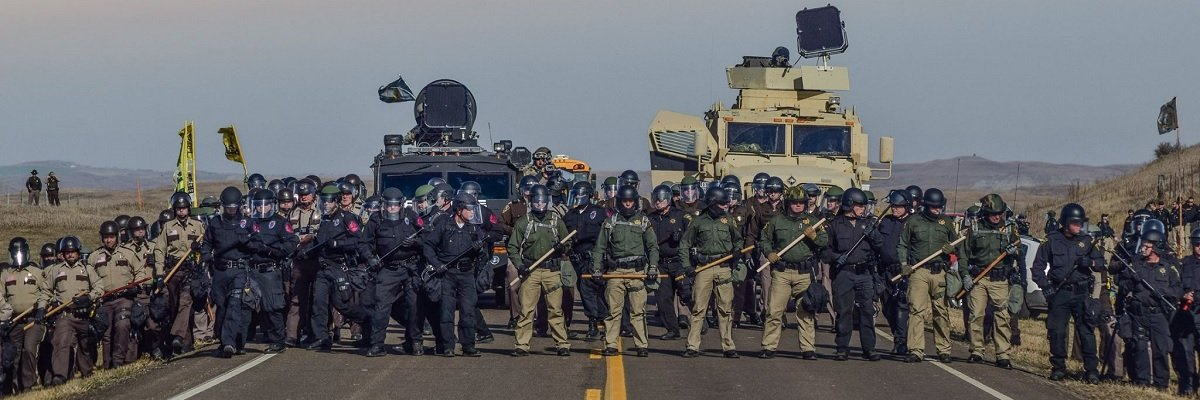 Standing Rock deployments cost Wisconsin taxpayers over $90 thousand a day