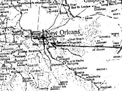 The CIA's psychics confused the New Orleans Delta with the Amazon