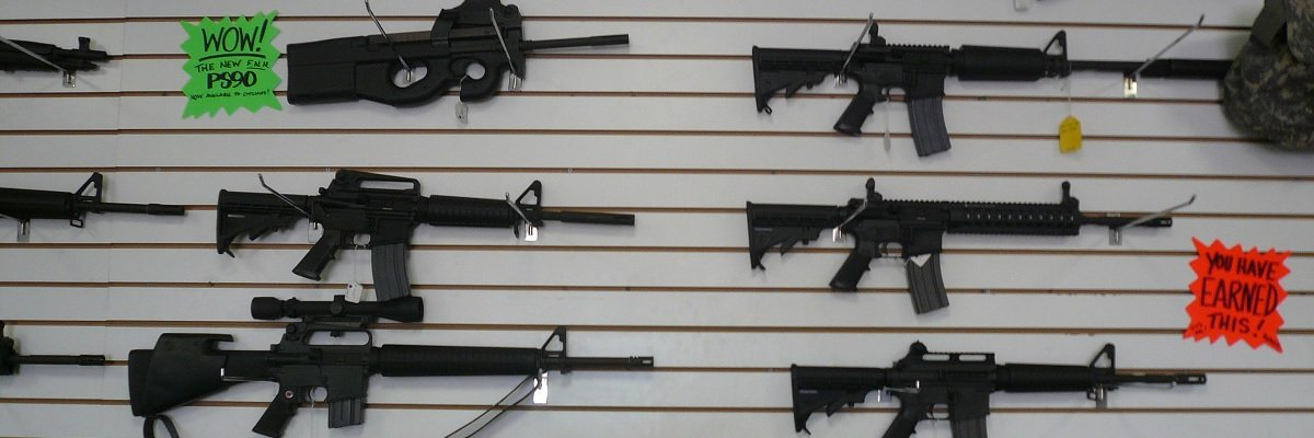 The gunshine state: nobody knows how many firearms are in Florida